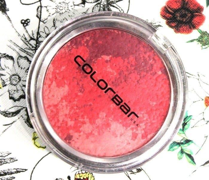 colorbar luminous rouge blush luminous rose review 1