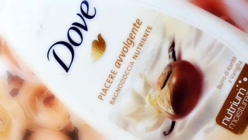 Dove Purely Pampering Shea Butter Body Wash Review (6) 5