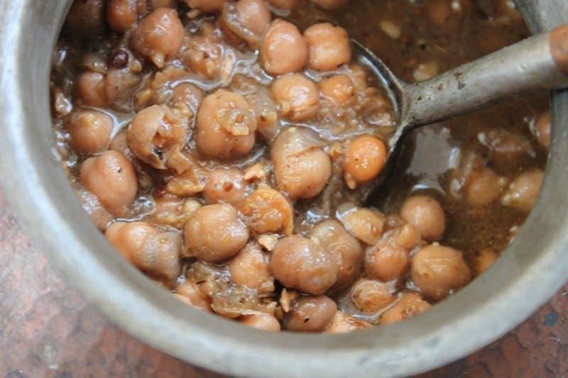 Pindi Chana Chickpea Recipe 11