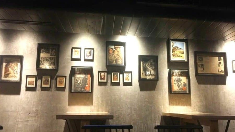 Cafeteria and co. review vijay nagar 10