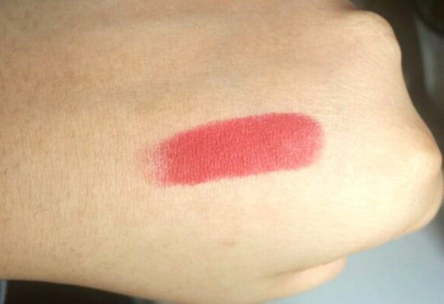 MAC Ruby Woo Review 4