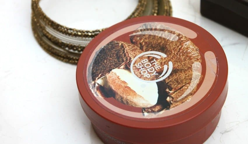 The Bodyshop Brazil Nut Body Butter Review