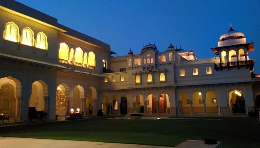 Suvarna Mahal Taj Rambagh Review 1