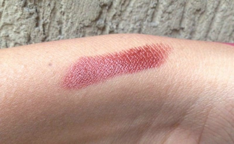 Colorbar Love That Rust Velvet Matte Lipstick Review 1