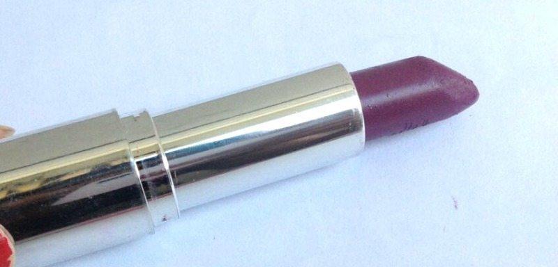 Colorbar Velvet Matte Lipstick Special Mauve Review 1