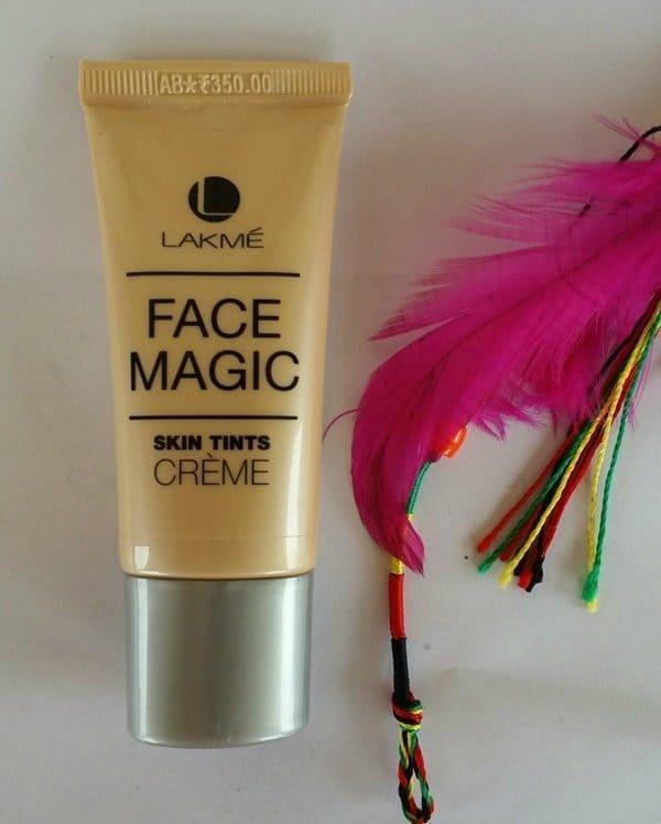 Lakmé Face Magic Skin Tints Crème Review