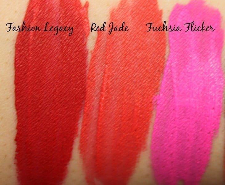 MAC Transformed Liquid Retro Matte Lip Colors 3