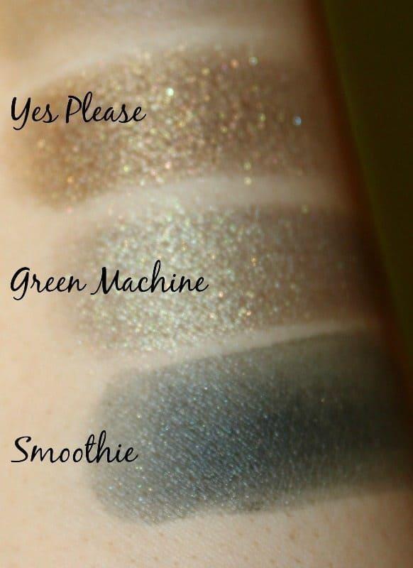 Makeup Revolution Fortune Favors The Brave Eyeshadow Palette 3