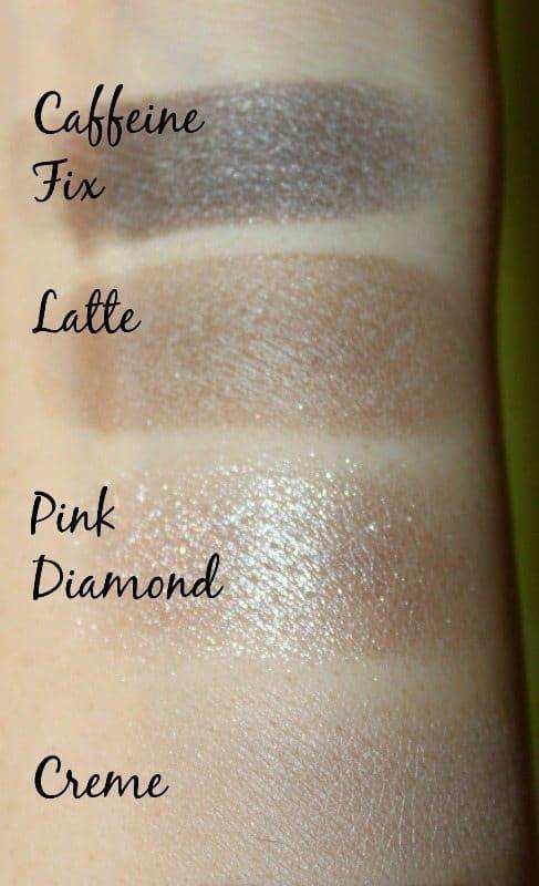 Makeup Revolution Fortune Favors The Brave Eyeshadow Palette 5