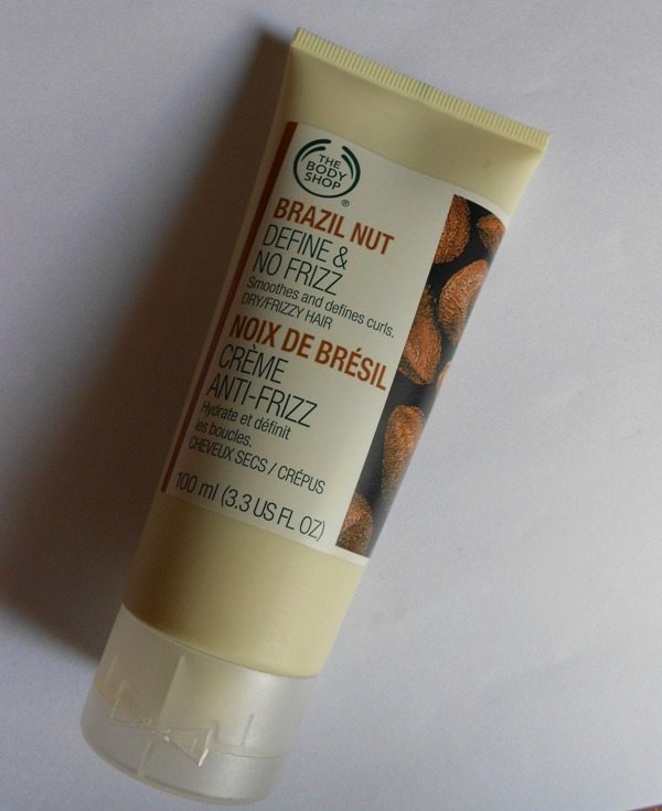 The Body Shop Brazil Nut Define And No Frizz Crème