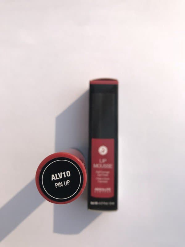 Absolute New York Lip Mousse Pin Up  1