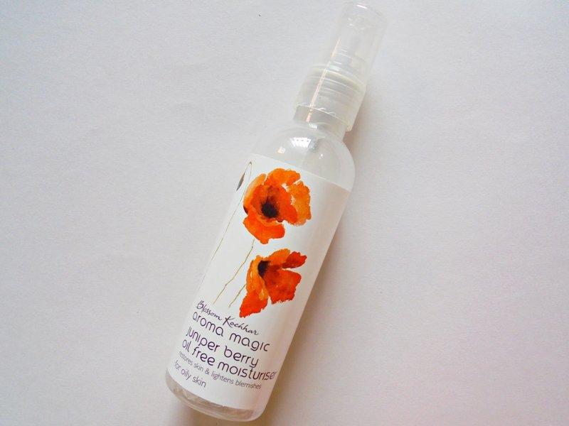 Aroma Magic Juniper Berry Oil Free Moisturiser Review