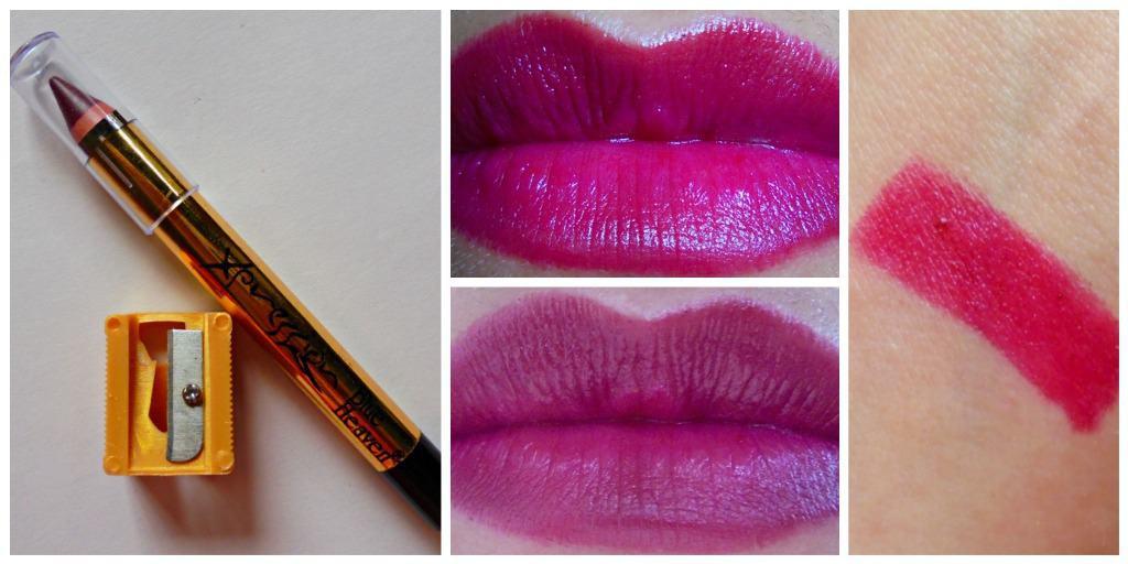 Blue Heaven Xpression Lip Color Pencil 02
