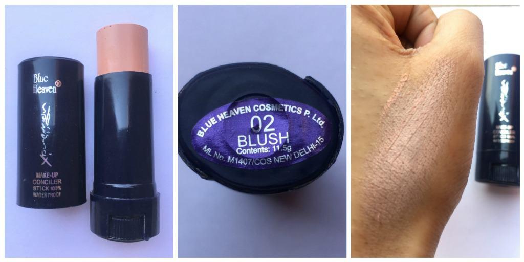 Blue Heaven Xpression Makeup Stick