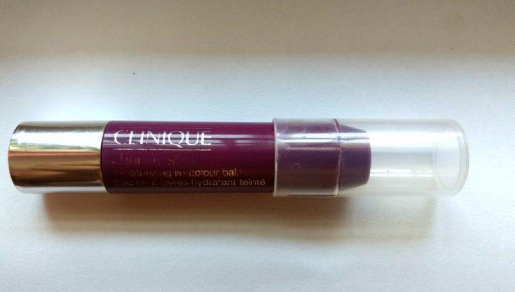 Clinique Chubby Stick Voluptuous Violet Moisturizing Lip Colour Balm Review 2