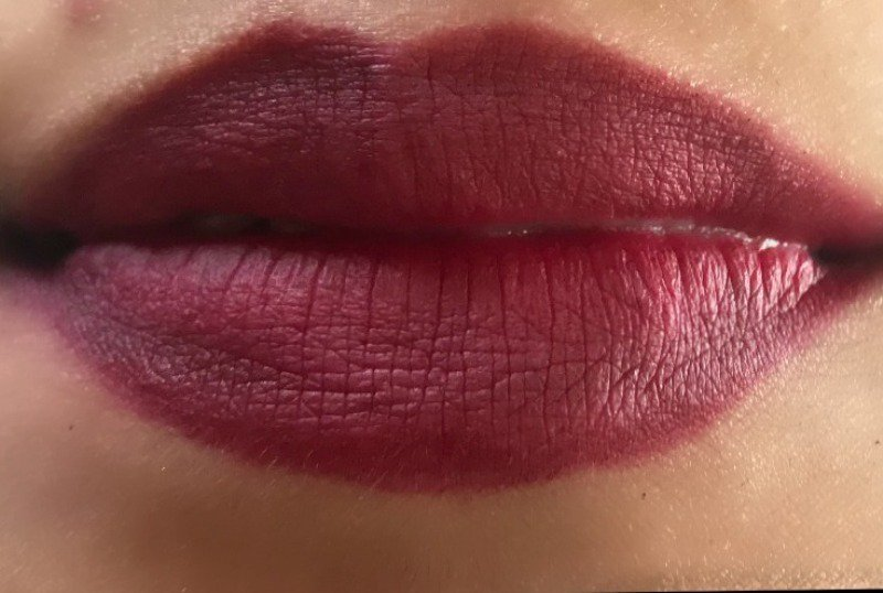 Coloressence Lip Liner Maroon 4