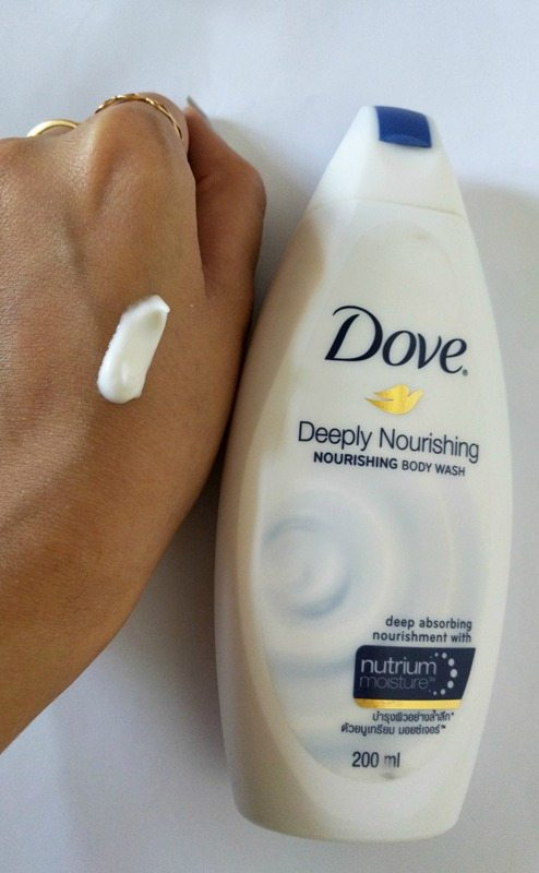 Dove Deeply Nourishing Body Wash  2