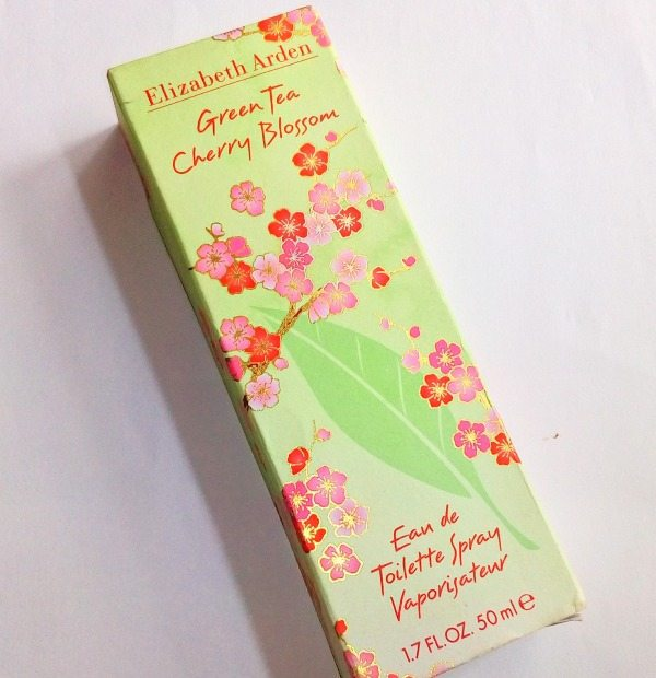 Elizabeth Arden Green Tea Cherry Blossom EDT Review 1