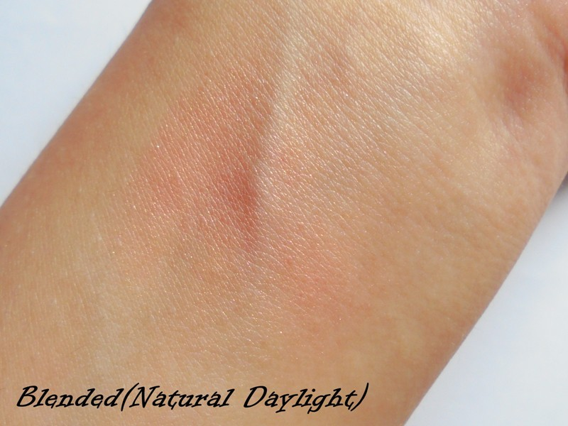 Essence Silky Touch Blush 70 Kissable Review 7