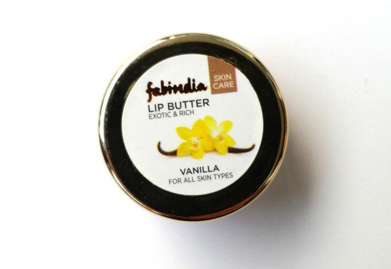 Fabindia Lip Butter Vanilla