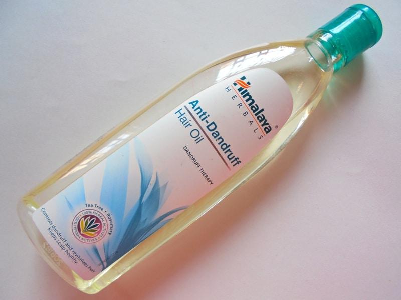 Himalaya Herbals Anti-Dandruff Hair Oil Review