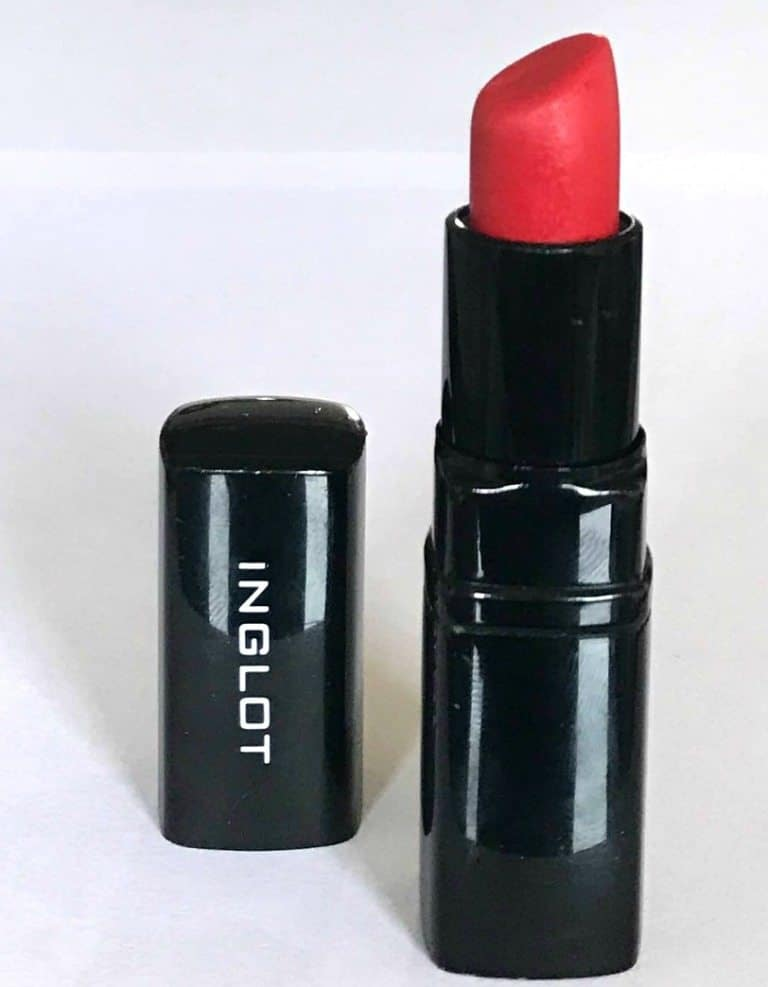 Inglot Lipstick 127 Review