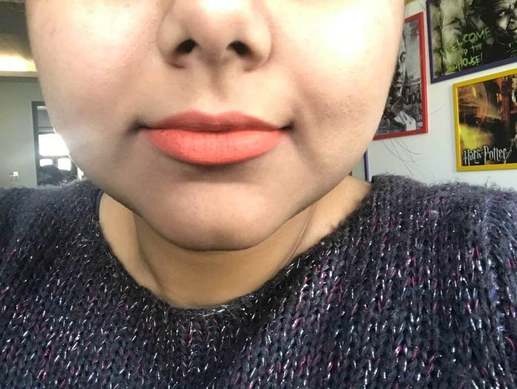 Inglot Lipstick 401 4