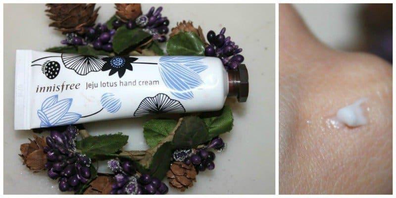 Innisfree Jeju Lotus Hand Cream