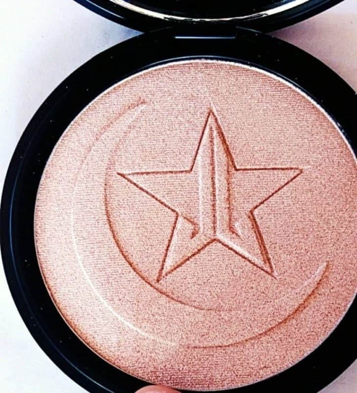 Jeffree Star Skin Frost Eclipse Highlighter Review 4