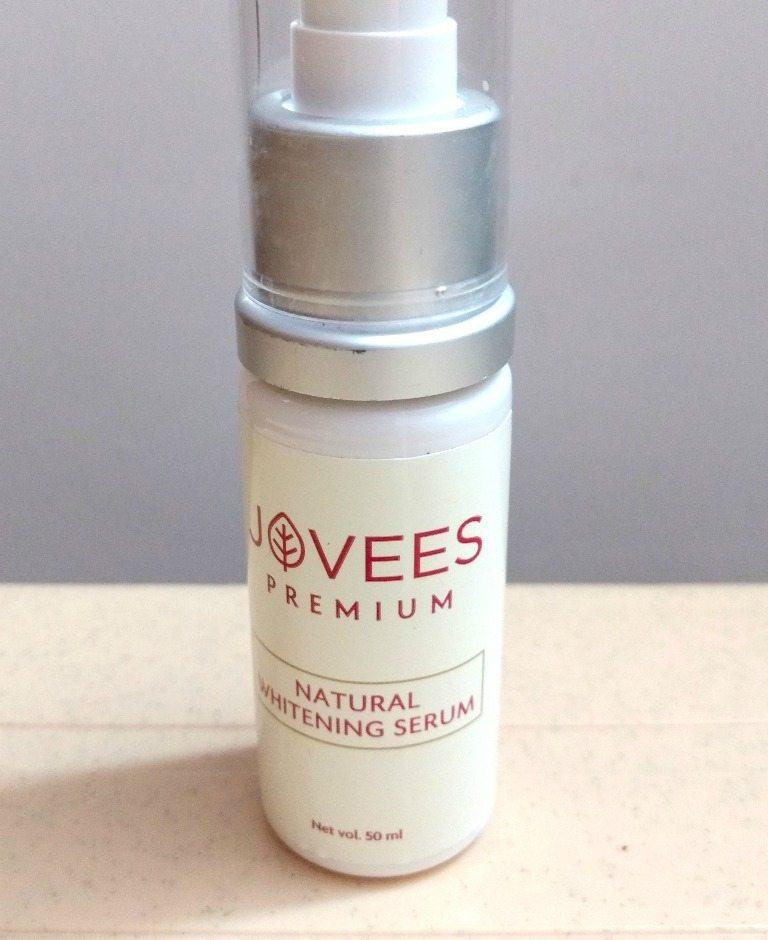 Jovees Premium Natural Whitening Serum