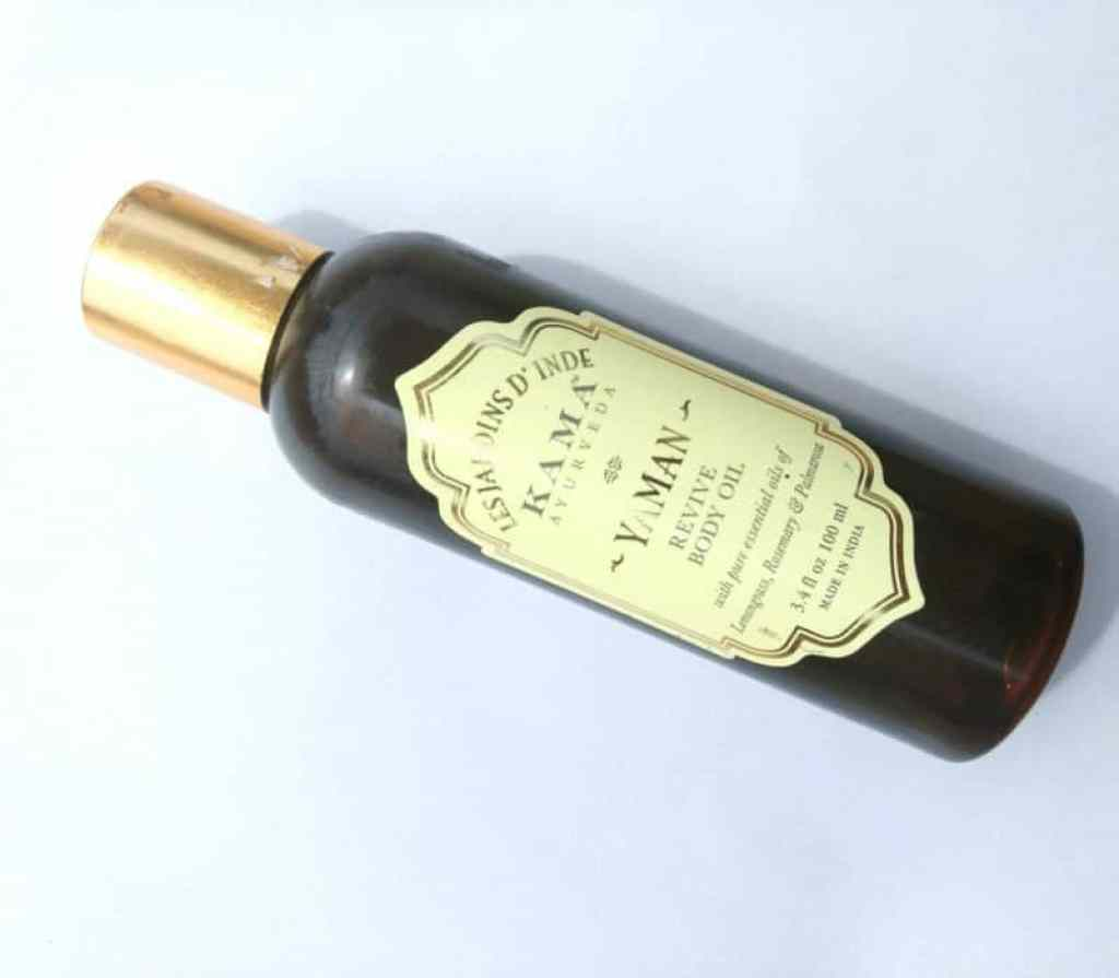 Kama Ayurveda Yaman Revive Body Oil