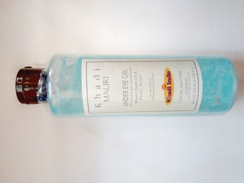 Khadi Mauri Under Eye Gel