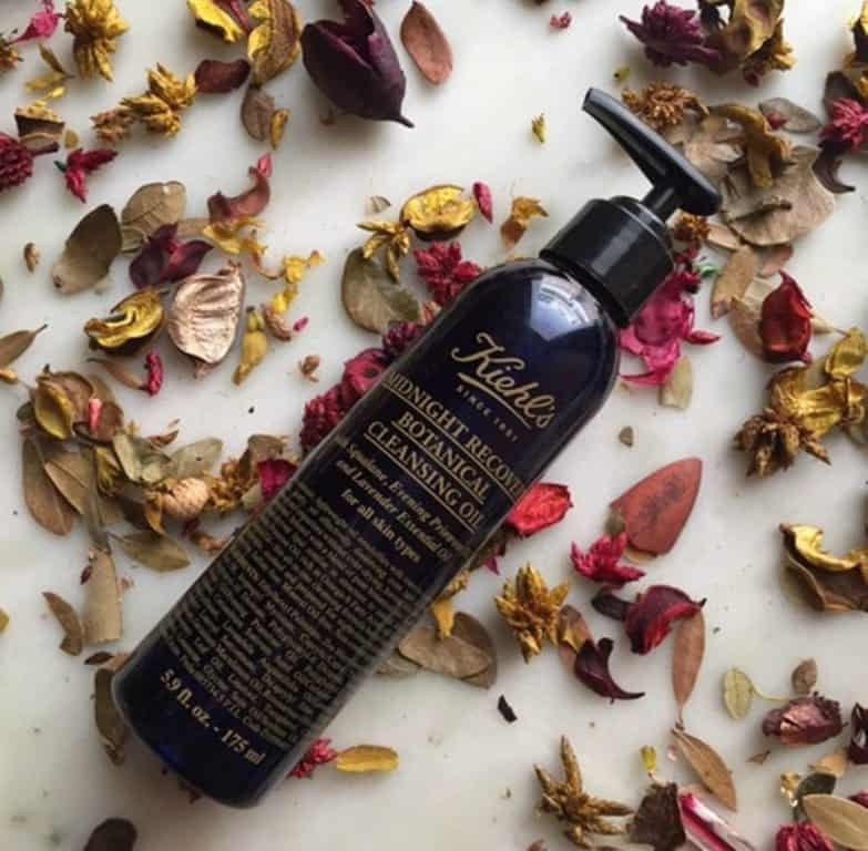 Kiehl's Midnight Recovery Botanical Cleansing Oil Review