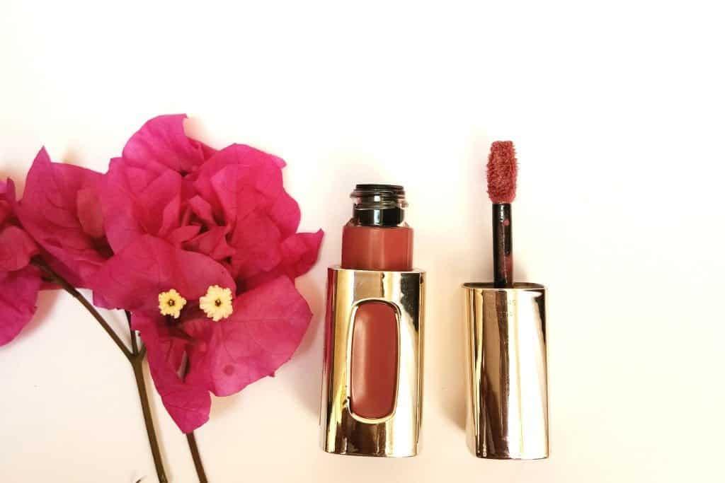 L'Oreal Color Riche Extraordinaire Lip Color Molto Mauve Review 2