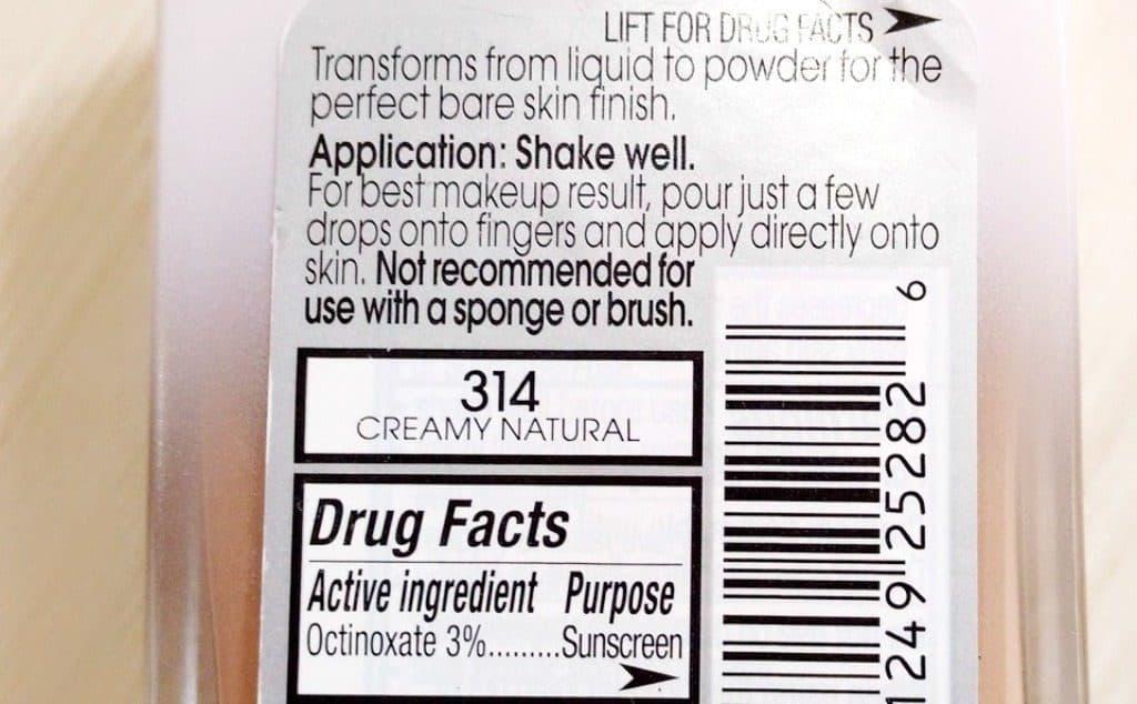 L'Oreal Magic Nude Liquid Powder Review 1