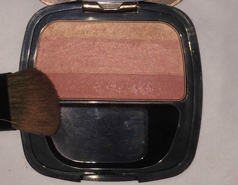 L'Oreal Paris Lucent Magique Blush Blushing Kiss 04 Sunset Glow Review 2