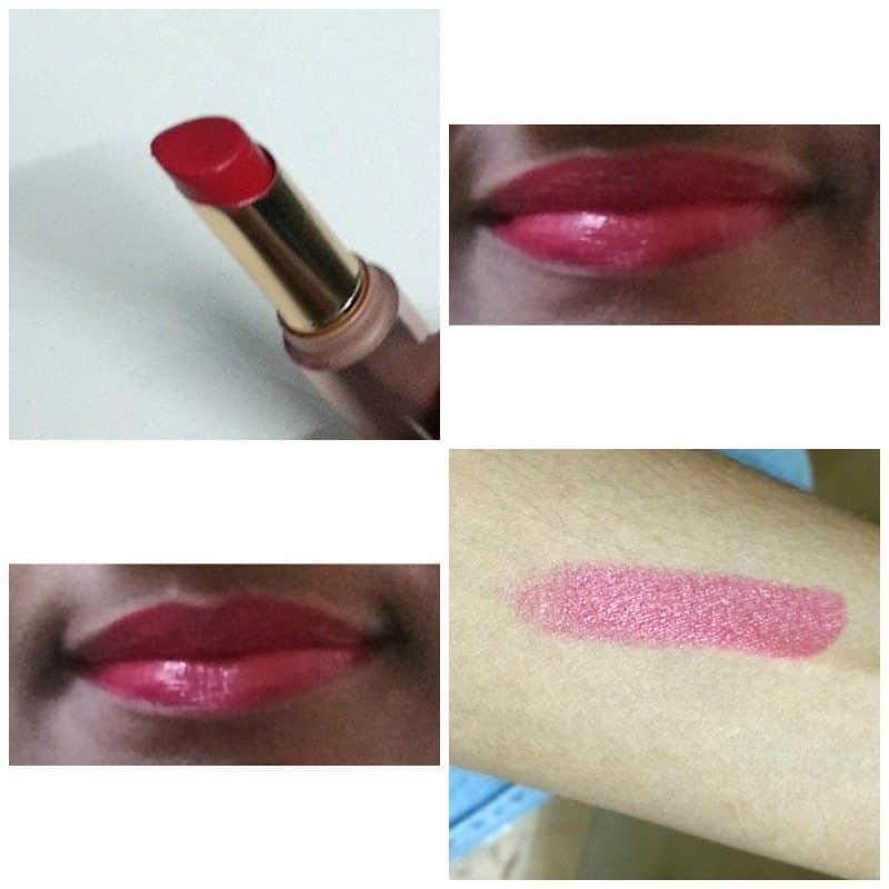 Lakme 9 to 5 Creaseless Crème Lipstick Pink Affair Review