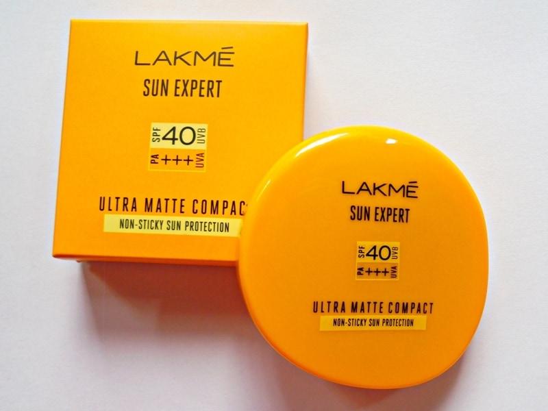 Lakme Compact Sun Expert