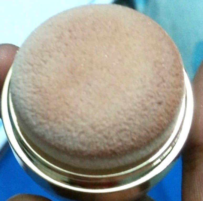 Lakme Face Sheer Blush Sunkissed Review 3