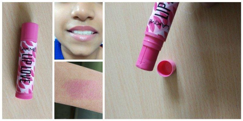 Lakme Lip Love Chapstick Strawberry