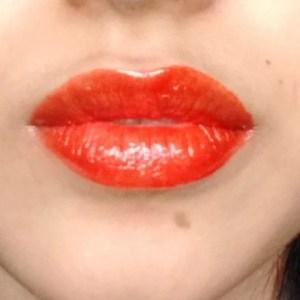 Laneige Water Drop Tint Scarlet Red 5