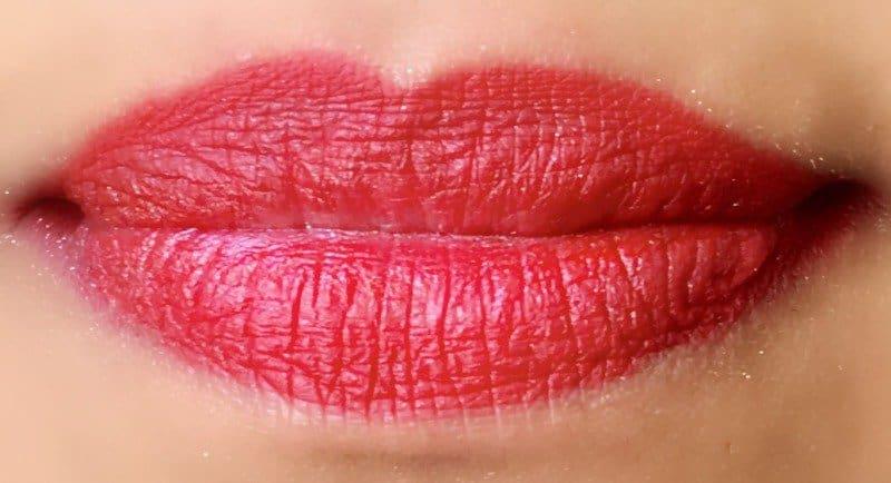 Lip Liner Faces Red Hotie Lip Contour Review