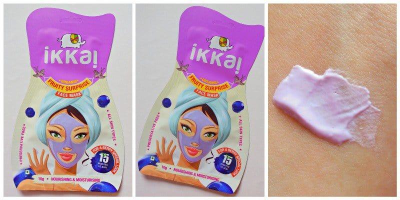 Lotus Herbals Ikkai Organic Fruity Surprise Face Mask