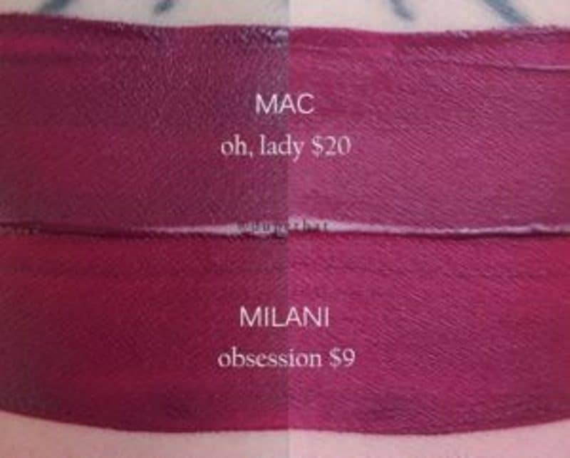 MAC Oh Lady Dupes 3