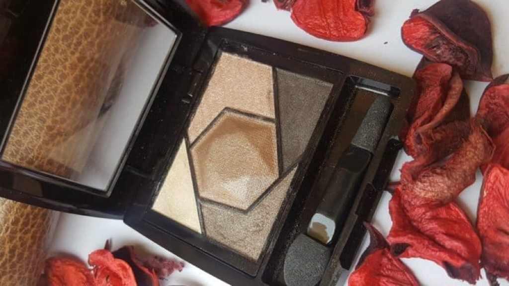 Maybelline Color Sensational Eyeshadow Palette Rose Quartz Pink  1