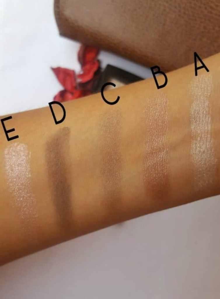 Maybelline Color Sensational Eyeshadow Palette Rose Quartz Pink  3