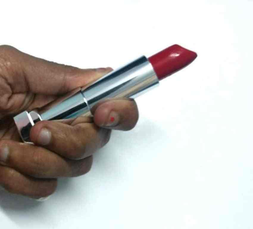 Maybelline Color Sensational Lipstick Red Revolution Review