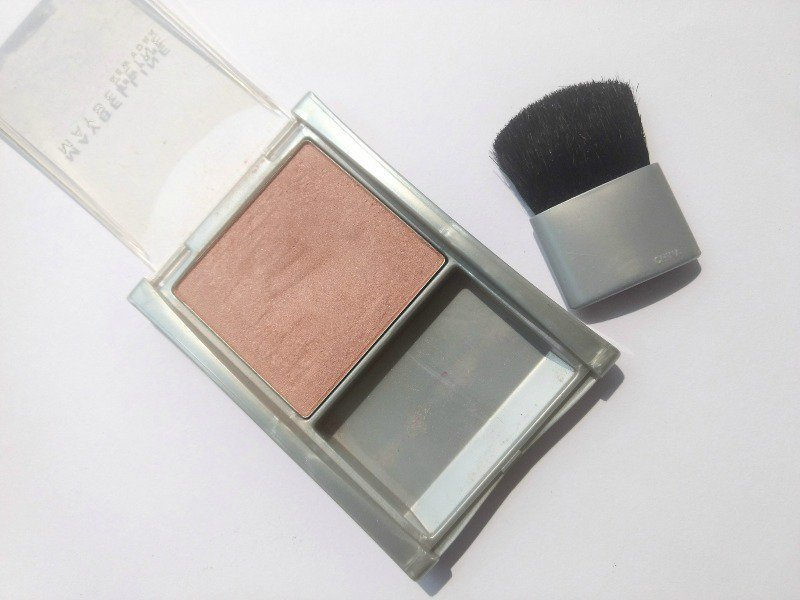 Maybelline New York Expertwear Blush Dusty Rose