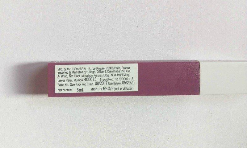 Maybelline New York Superstay Matte Ink Liquid Lipstick 3