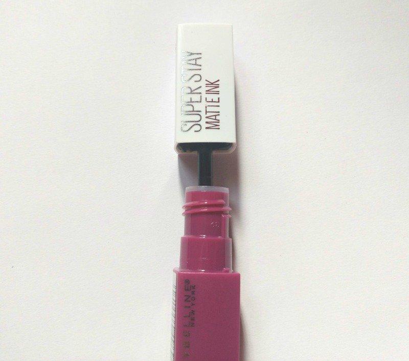 Maybelline New York Superstay Matte Ink Liquid Lipstick 4